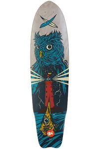 "MOB Skateboards Swanski Owl 7.875"" Deck (mutli)"