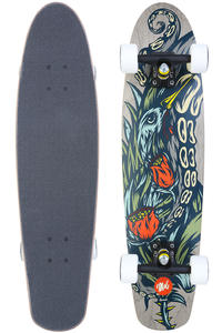 "MOB Skateboards Swanski Bird 8.25"" x 31.5"" Cruiser (multi)"