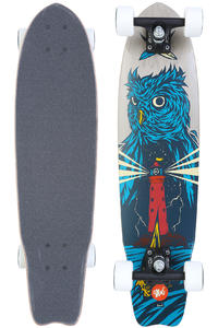 "MOB Skateboards Swanski Owl 7.875"" x 30"" Cruiser (multi)"