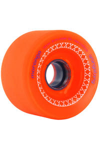 Orangatang Moronga 72.5mm 80a Wheel 4er Pack  (orange)