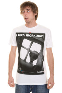 Alien Workshop Visitor T-Shirt (white)