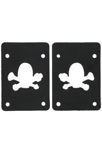 MOB Skateboards Skull Logo 2mm Shock Pad (black)