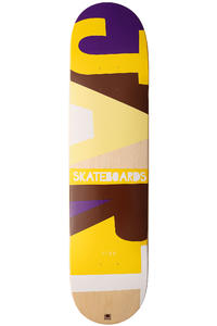 Jart Skateboards Alpha II Logo 7.625&quot; Deck (multi)