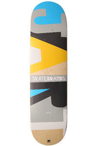 Jart Skateboards Alpha II Logo 8&quot; Deck (multi)
