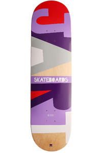 "Jart Skateboards Alpha II Logo 8.5"" Deck (multi)"