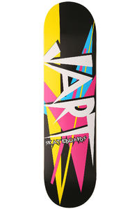 Jart Skateboards 80s Logo 7.875&quot; Deck (black multi)