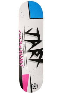 "Jart Skateboards 80s Logo 8.125"" Deck (white)"