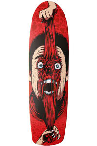 Jart Skateboards Face Pool Before Death 8.572&quot; Deck (red)