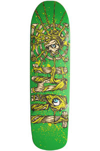 "Jart Skateboards Slime Pool Before Death 8.5"" Deck (green)"