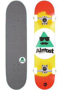 Almost Mod TT 7.75&quot; Complete-Board (red yellow)