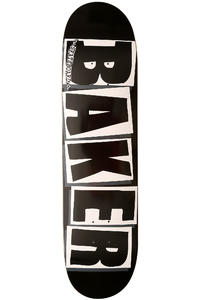 "Baker Brand Logo 8"" Deck (black white)"