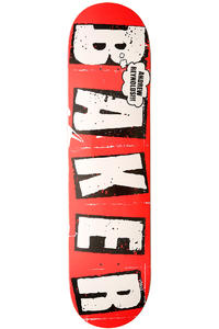 Baker Reynolds Bubble 7.875&quot; Deck (red)