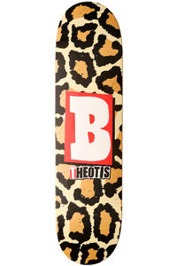 Baker Beasley Big B 8&quot; Deck (leopard)
