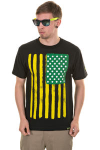 Shake Junt Flag T-Shirt (black)
