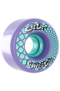 Cult ISM 63mm 85a Rollen 4er Pack  (purple)