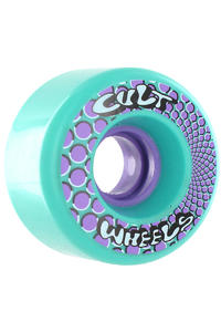 Cult ISM 63mm 85a Rollen 4er Pack  (green)