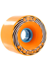 Cult Centrifuge 71mm 83a Rollen 4er Pack  (orange)