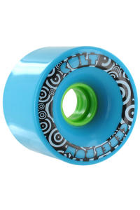 Cult Cerebrum 71mm 80a Wheel 4er Pack  (blue)