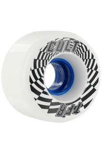 Cult ISM TFR 63mm 89a Rollen 4er Pack  (ice blue)