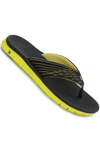 Hurley Phantom Slaps (neon yellow)