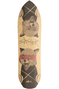 "Root Longboards Slasher 36.2"" (92cm) Longboard Deck 2013"