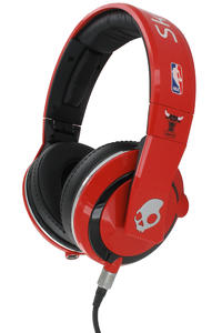 Skullcandy Mix Master DJ Headphones mit Mikro  (bulls)