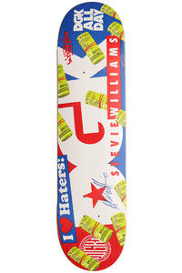 "DGK Skateboards Williams Vices 7.875"" Deck"