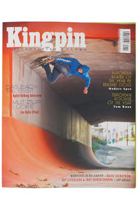 Kingpin Skateboarding Europa 111 03/2013 Magazin