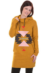 Billabong Maden Hoodie girls (goldie heather)