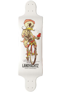 "Landyachtz Switch 35"" (88,9cm) Longboard Deck (white)"