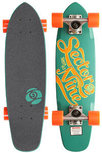 "Sector 9 The Steady 25"" (63,5cm) Cruiser (teal)"