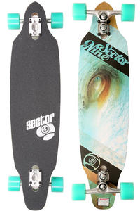 Sector 9 Sand Blaster 35&quot; (88,9cm) Komplett-Longboard