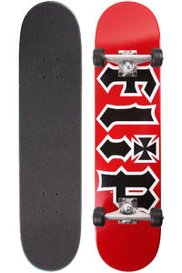 Flip Team HKD 7.5&quot; Complete-Board (red)