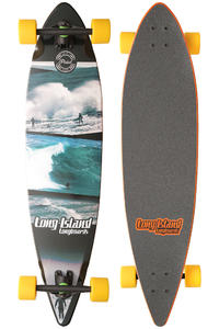 "Long Island Surfing Session 40"" (101,6cm) Complete-Longboard"