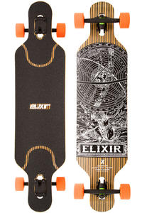 Elixir Atlas DT 41&quot; (104,1cm) Komplett-Longboard