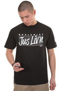 JSLV Worldwide Livn T-Shirt (black)