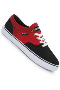 Etnies Fairfax SMU Schuh (black red)