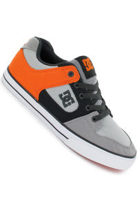 DC Pure Canvas Schuh kids (grey orange)