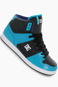 DC Factory Lite Hi Shoe (turquoise black)