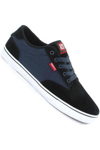 DVS x SK8DLX Daewon 12 Shoe (black blue)