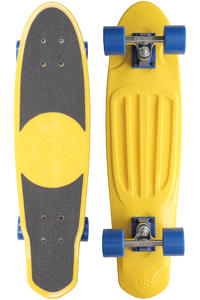 Stereo Extended Player Vinyl Cruiser (yellow)