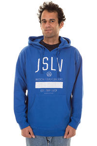 JSLV Trainer Hoodie (royal)