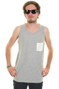 SK8DLX Like Tank-Top (heather grey)