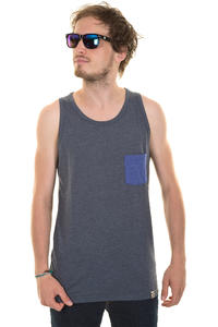 SK8DLX Like Tank-Top (heather blue)