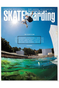 Transworld April 2013 Magazin