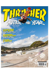 Thrasher April 2013 Magazin