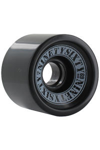 Ninetysixty 69mm 78a Rollen 4er Pack  (black)