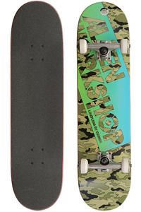 Alien Workshop Filmworks 8&quot; Complete-Board (camo)