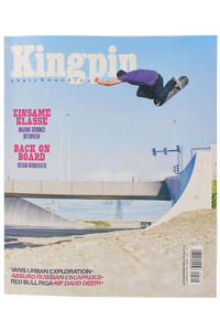 Kingpin Skateboarding Europa 112 04/2013 Magazin