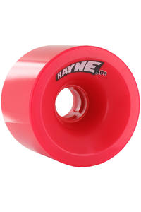 Rayne Greed 75mm 80a Rollen 4er Pack  (pink)